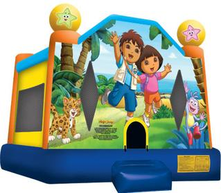 www.infusioninflatables.com-bounce-house-dora-and-diego-Memphis-Infusion-Inflatables.jpg
