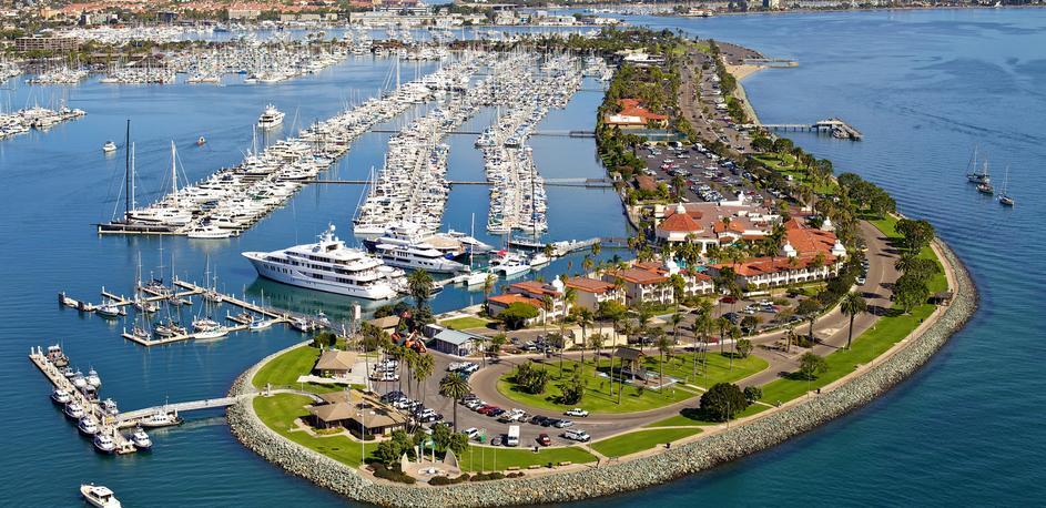 Shelter Island San Diego Hotels
