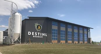 Image of DESTIHL Brewery's exterior