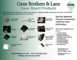 Packaging Board Comparison Chart