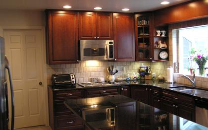 remodeled Kitchen, whole-house renovation, Bergen county homes, beautiful kitchen, Bergen county contractor, renovations in Bergen county