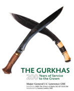 Gurkha history by Craig Lawrence