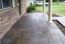 pa flagstone patio