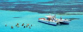 Private Island Catamaran Party Cruise