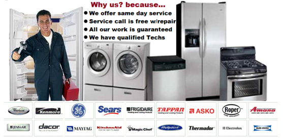 Refrigerator Repair Appliance Repair Galaxy Appliance