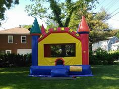 castle bounce house for rent