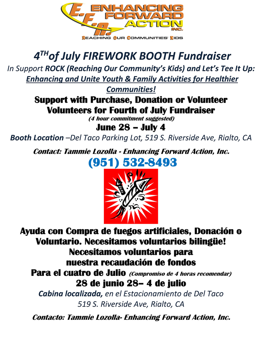 Four of July Flyer