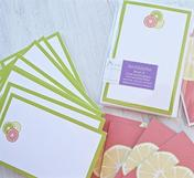 Jaen designs summer invitation styled-it