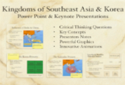 Kingdoms of Southeast Asia and Korea PowerPoint