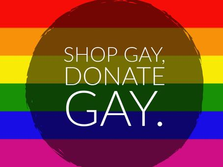 Shop Jersey Gay Pride LGBT Support