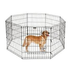 Bernedoodle Exercise Pen