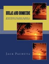 Hard Copy Book of Hawaiian Luau Murder Mystery Party Kit: Hulas and Homicide