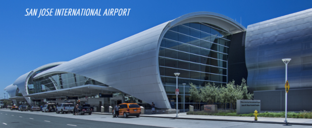 San Jose International Airport pick up drop off