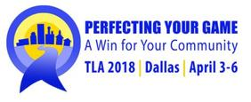 Library Design Systems, Texas Library Association TLA 2018 conference