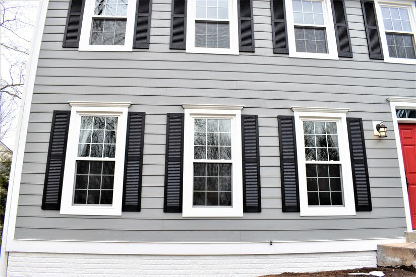 Hardie Plank SIding Contractors Reston Northern VA