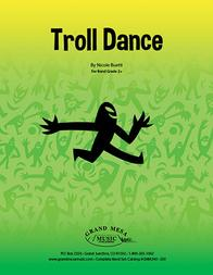 Troll Dance for Beginning Band score and parts available here
