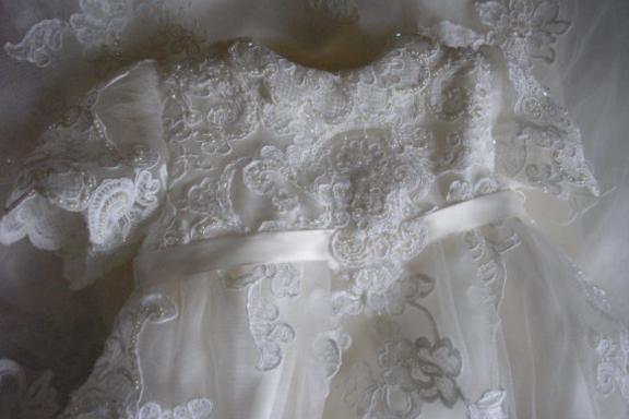 Bobbi Leiphart Converting Wedding Dresses Into Christening And