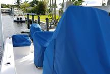 Modular boat covers