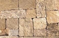 Willow Creek Real Stone Veneer Square and Rectangle Shape