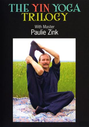 Yin yoga dvds with Paulie Zink