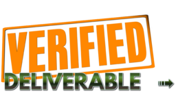 Verified Deliverable