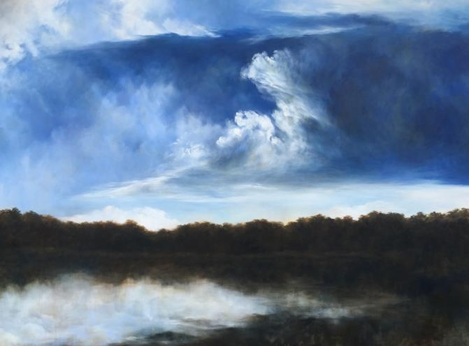 Corinne Loxton - Lagoon Landscapes