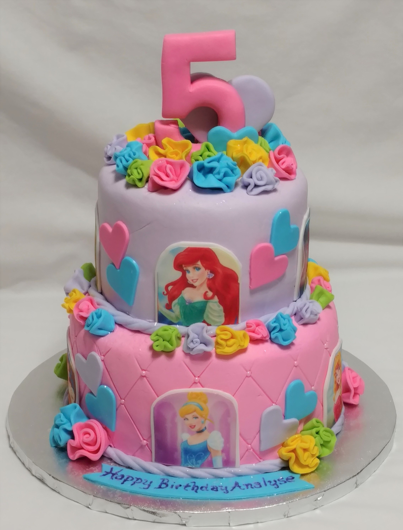 Custom Made Cakes And Cookies In West
