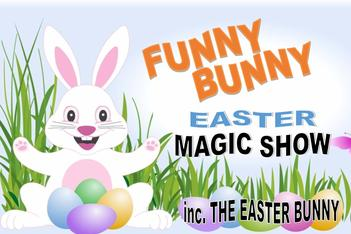 Funny Bunny Easter Magic Show