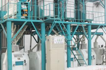 50T maize milling machine with good prices
