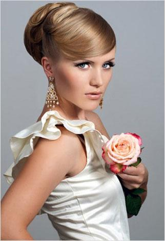 Classic Chignon Wedding Hairstyles