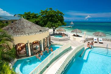 Sandals Montego Bay Jamaica - Adults Only Escapes
