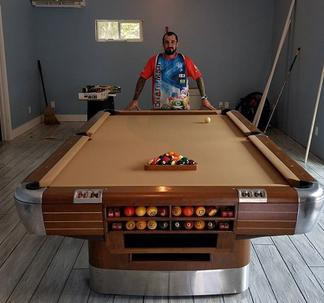 Pool Table Movers Pool Table Repairs Billiard Man Pool Table - Pool table movers tampa