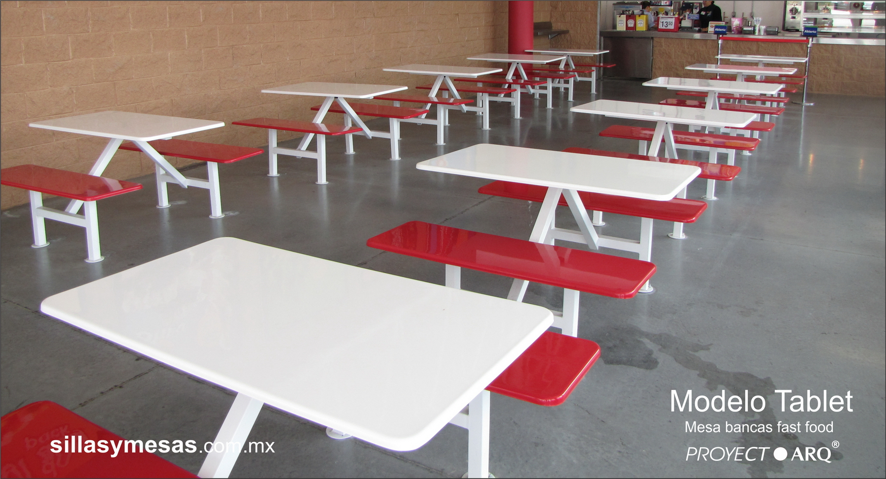 Beautiful mesas comedor industrial ideas casas ideas for Diseno comedor industrial