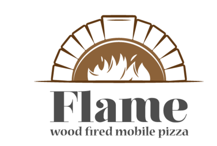 Flame Wood Fired Mobile Pizza Oven