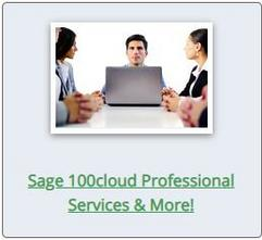 Sage100cloud - Accounting Software Professional Services