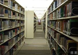 Montel Shelving, Library Movers USA, University of Texas Rio Grande Valley