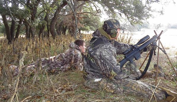 Texas Exotic Hunting