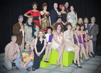 Theatre Guild of Hampden Presents Sweet Charity