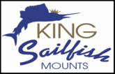 king sailfish mounts