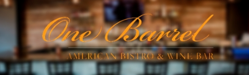 One Barrel American Bistro & Wine Bar. Located at 3401S. Broadway, Suite 110, Englewood, CO 80110. Please call 720.667.4781 for more information or to make a reservation.
