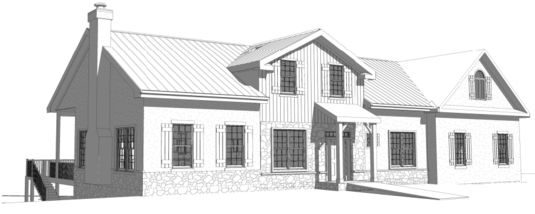 Alabama Custom Home Plans