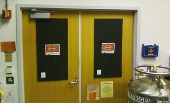BEAMSTOP'R Laser Safety Room