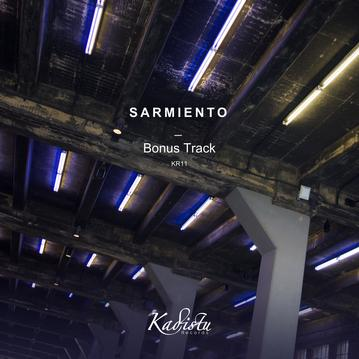 Twisted and unwinding, Sarmiento's first release on our label, is based-off of childhood memories and growing up in tough situations. ''Bonus Track'' will be a gift time traveling you into the light of deep battles as a youth lost in a holographic world!