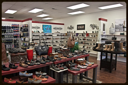 Sole Desire is your Women's Comfort Footwear Destination