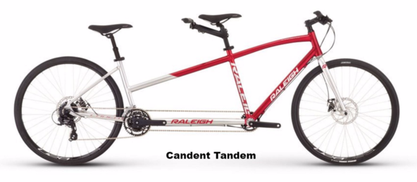 Raleigh Candent Tandem
