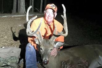 Alabama Whitetail Deer Hunting