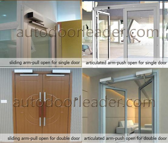 handicap automatic door openers