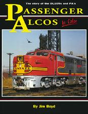 Passenger Alcos in Color The Story of the DL109s and PAs
