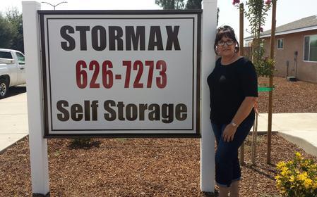 Stormax Self Storage Units Orange Cove Ca 93646