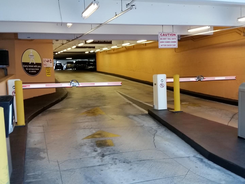 ELKA Vehicle Parking Barrier
